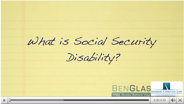 Learn exactly what Social Security Disability is…and is not.  Also, some basics of what is involved in the Social Security Disability process.