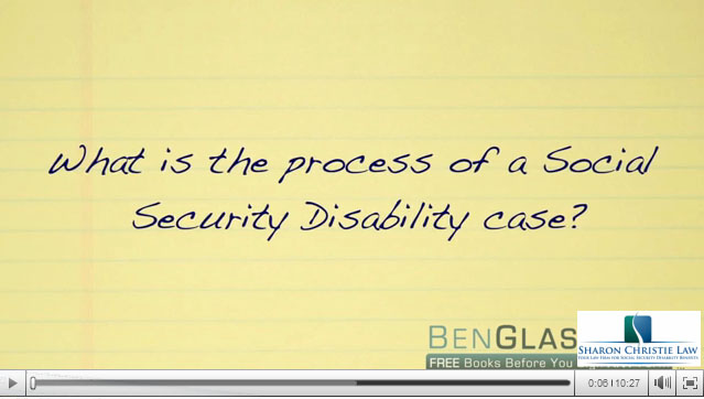 Learn each step involved in a Social Security Disability case.
