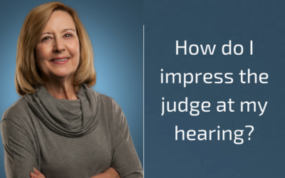 How do I Impress the Judge