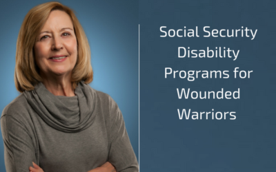 Social Security Disability Programs for Wounded Warriors