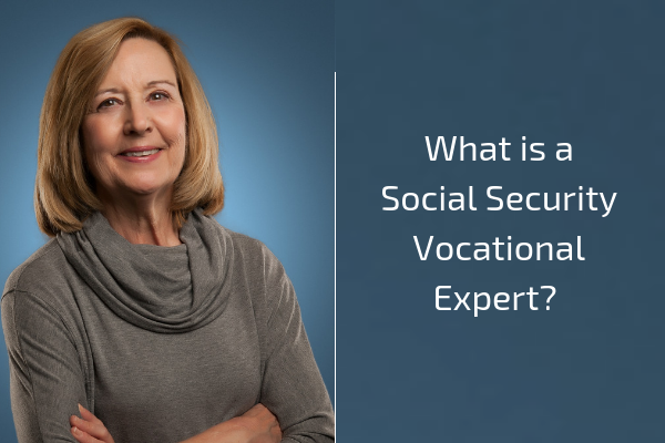 Social Security Vocational Expert