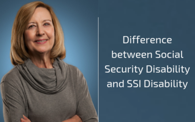 Difference between Social Security Disability and SSI Disability