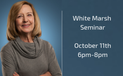 White Marsh Seminar – October 11th