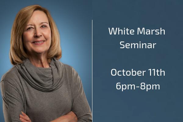 White Marsh Social Security Disability Seminar